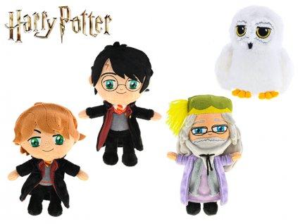 Harry Potter plyšový 20cm 5druhů 0m+