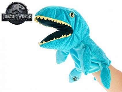 Jurský svět Mosasaurus 25cm plyšový maňásek 0m+