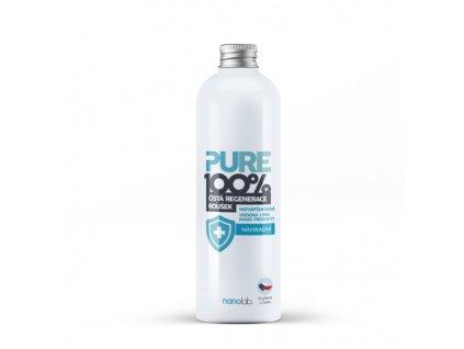 Regenerace roušek a respirátorů PURE 100% náhradní náplň 500 ml