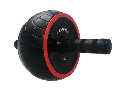 Posilovací kolečko LIFEFIT EXERCISE WHEEL FAT 33x19 cm