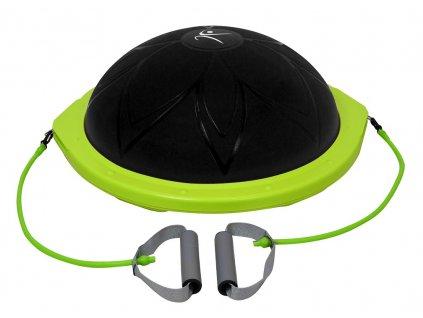 Balanční podložka LIFEFIT BALANCE BALL 60cm, černá