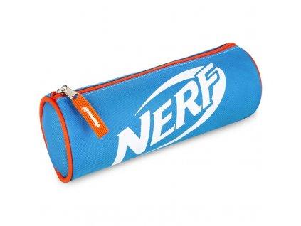 Spokey HASBRO SCROLL Školní etue, zn. NERF, modro-oranžové