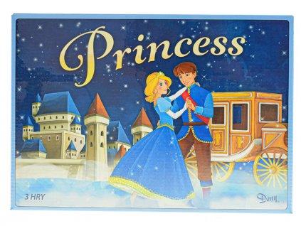 Společenská hra logická Princess v krabičce