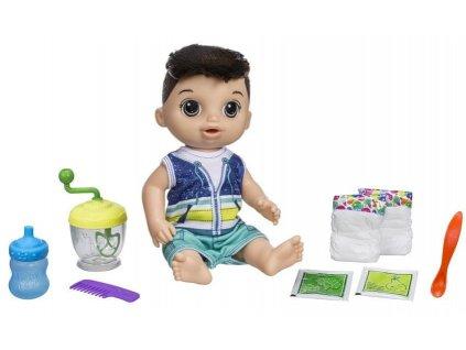 Hasbro BA Tmavovlasý chlapec s mixérem