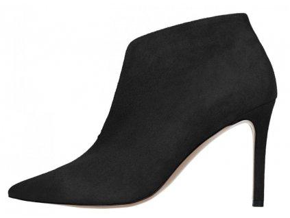 L37 dámská kotníčková obuv Business Lady 40 černá