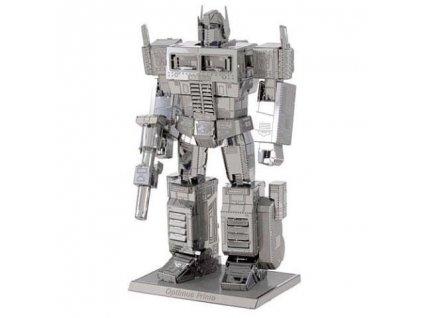 Metal Earth Transformers Optimus Prime