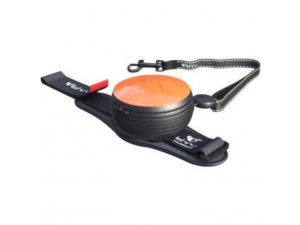 Lishinu Light Lock (pro psy a kočky do 8kg) oranžová