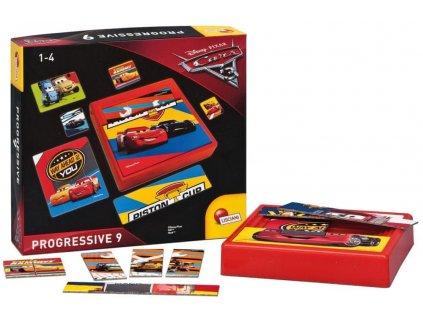 Lisciani Cars 3 Progressive 9
