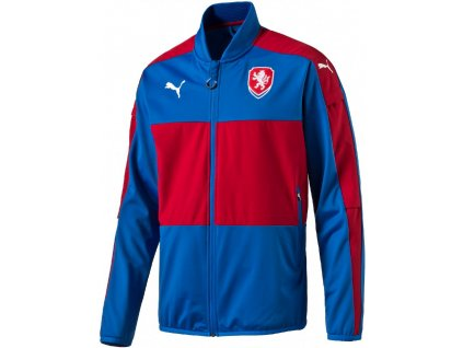 Puma Czech Republic Stadium Jacket puma royal L