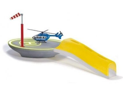 SIKU 5506 WORLD Heliport 1:87