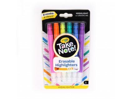 Take note zvyraznovace Crayola ALBI 1