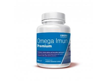 cemio omega imun 30 kapsli