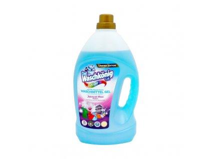Waschkönig (Německo) WASCHKÖNIG JAPONSKÁ ZAHRADA Prací gel 4L (133dávek) Vůně WK Jap.zahr.gel: COLOR (modrý) - pro praní barevného prádla