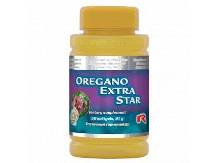 OREGANO EXTRA STAR, 60 sfg - dobromysl – přírodní dezinfekce