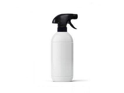 Plastová lahev s černým rozprašovačem 500 ml