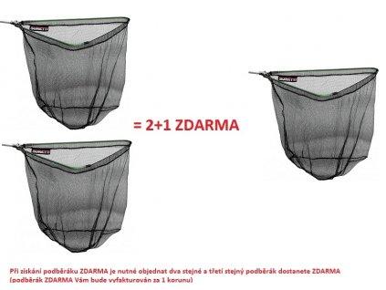 Podběrák skládací AL 2,8m/3d AKCE 2+1 ZDARMA