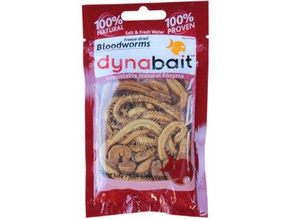 Sušená nástraha bloodworm