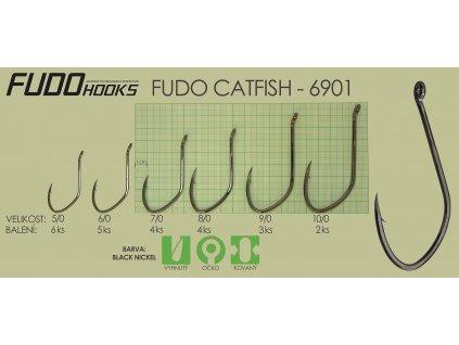 Fudo Catfish 8/0 (bal.4ks)