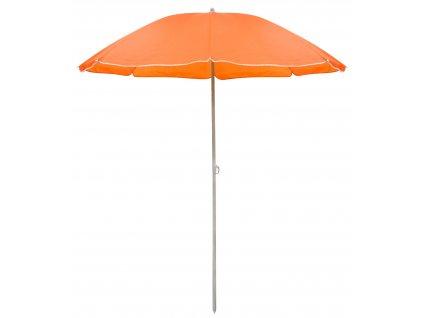 Slunečník zapich.1,8m, oranžový