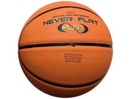 Acra G743/5 Míč basketbalový oranžový vel. 7