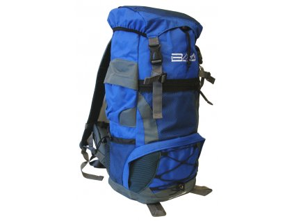 ACRA BA55 Turistický batoh modrý 55 l