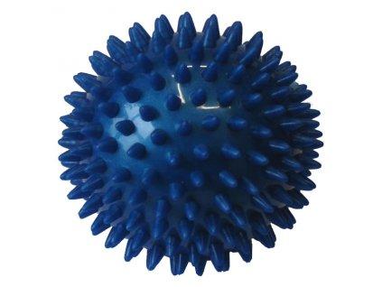 ACRA D26 Míček masážní průměr 9 cm modrý