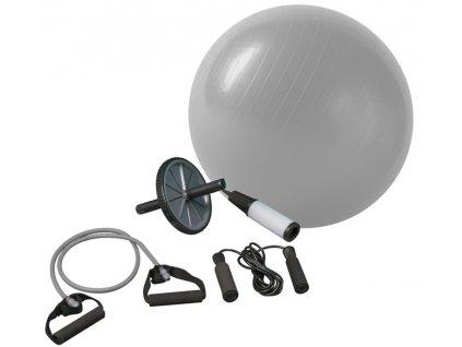 ACRA D46 Fitnes set pro posilování a rehabilitaci