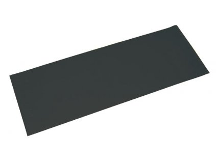 ACRA D81 Gymnastická podložka 173x61x0,4 cm černá