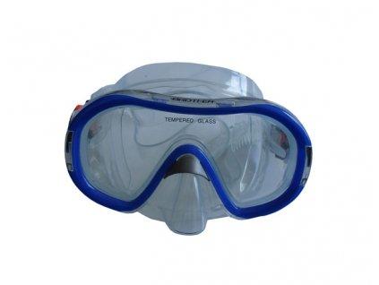 BROTHER P59958 Potápěčské brýle dětské modré