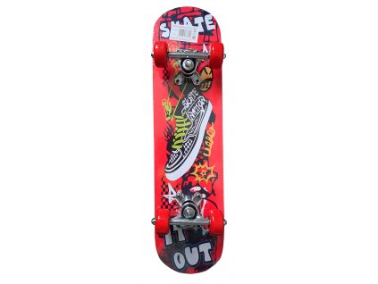 ACRA S1/1 Alu Skateboard dětský