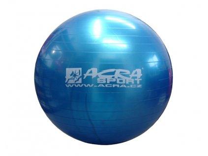 ACRA S3211 Míč gymnastický 550 mm modrý