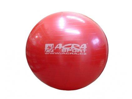 Acra S3213 Míč gymnastický 750mm červený