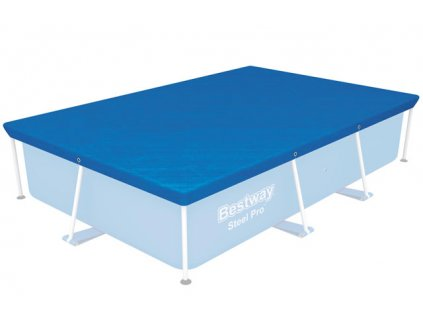 Bestway 58105 Plachta na bazén 264x174 cm