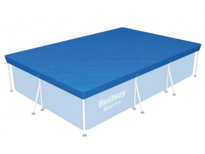 Bestway 58106 Plachta na bazén 304x205 cm