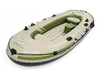 Bestway 65001 Nafukovací člun VOYAGER 500 3,48 x 1,41 m