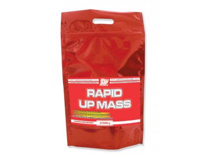 Acra ATP RAPID UP MASS 2500g vanilka