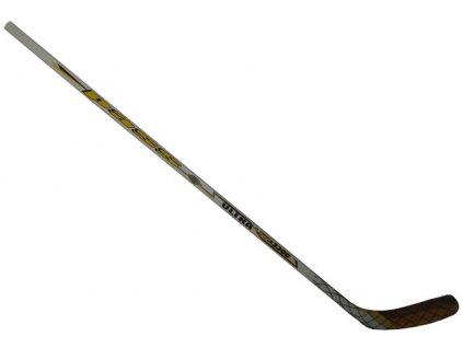 ACRA H6666 Hokejka dřevěná laminovaná 147cm - levá