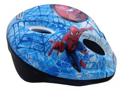 BROTHER CSH05 Dětská cyklistická helma vel.S (48/52cm) modrá 2017