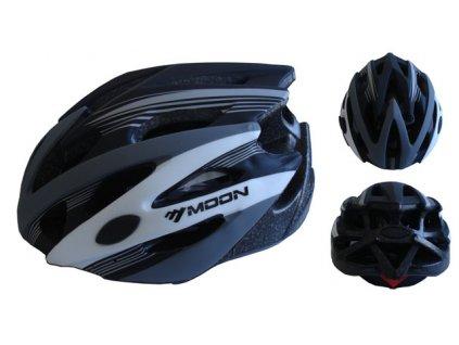 ACRA CSH29CRN-L černá cyklistická helma velikost L(58/61 cm) 2018