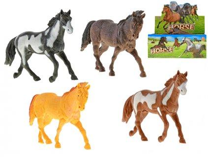Kůň 12-14cm 6ks v sáčku