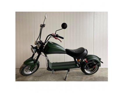 Leramotors Scooters C5 2000W zelená