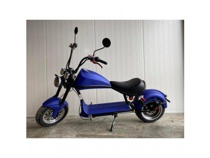 Leramotors Scooters C5 2000W modrá