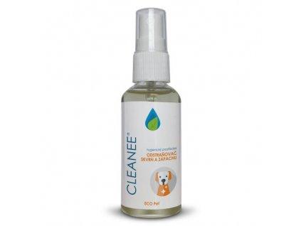cleanee eco pet hygienicky odstranovac skvrn a zapachu 50 ml
