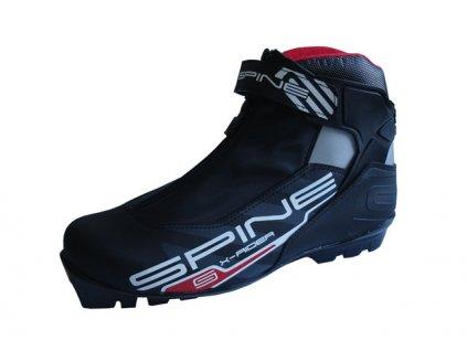 Skol LBTR7 Běžecké boty Spine X-Rider Combi NNN modré vel. 44 2019