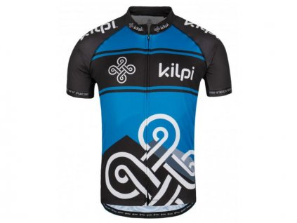Kilpi Kilpi AM9001KI Pánský cyklistický dres modrý vel. S velikost S