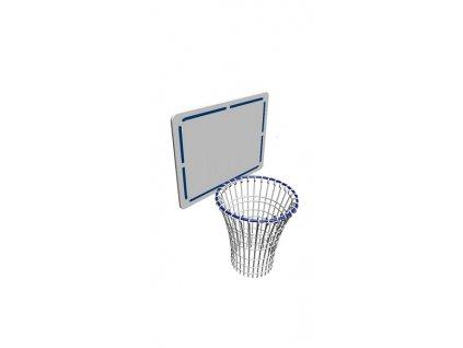 SUPRAFORT Basketbalový koš