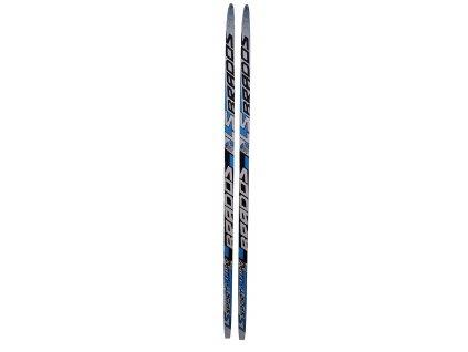 SKOL LST1 Běžecké lyže Biathlon 160cm žluté 2019