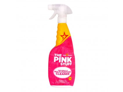 Stardrops (USA) PINK STUFF Zázračný čistič všech povrchů - sprej 750ml