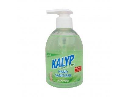 KALYP HAND-CARE ALOE VERA Antibakteriální gel na ruce - pumpička 300ml