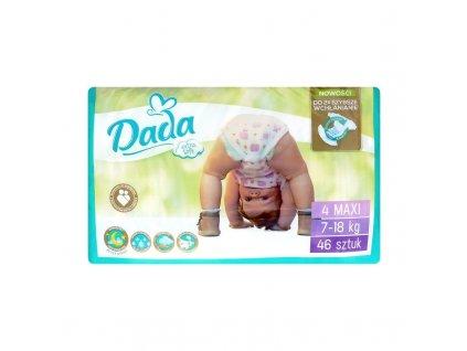 Dada (Polsko) DADA Plenky Extra Soft - vel. 4 MAXI (7-18 kg) - 46ks